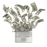 online web event, making money