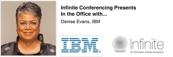 in the office, office101, infinite conferencing, conference series